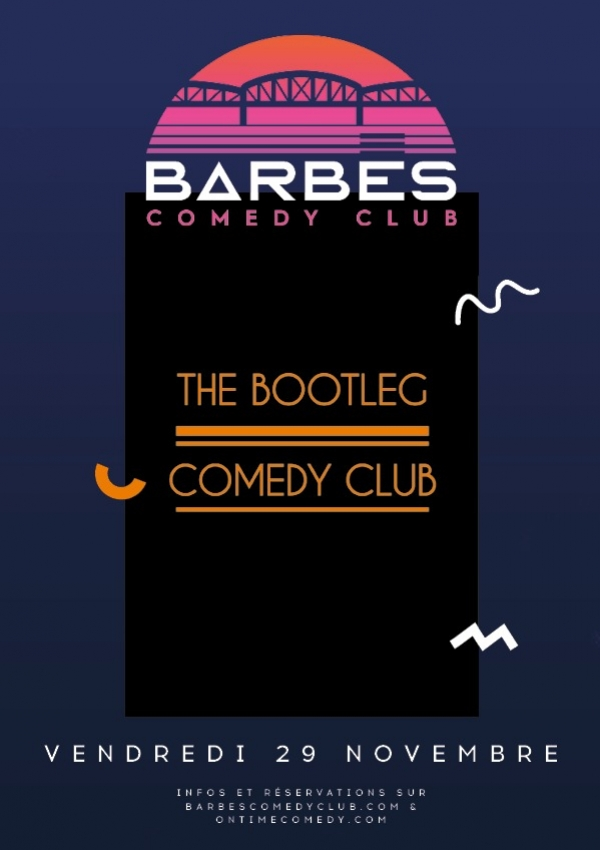 Bootleg Comedy Club