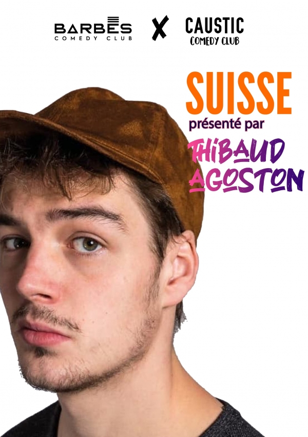 Caustic Comedy Night - Plateau Suisse
