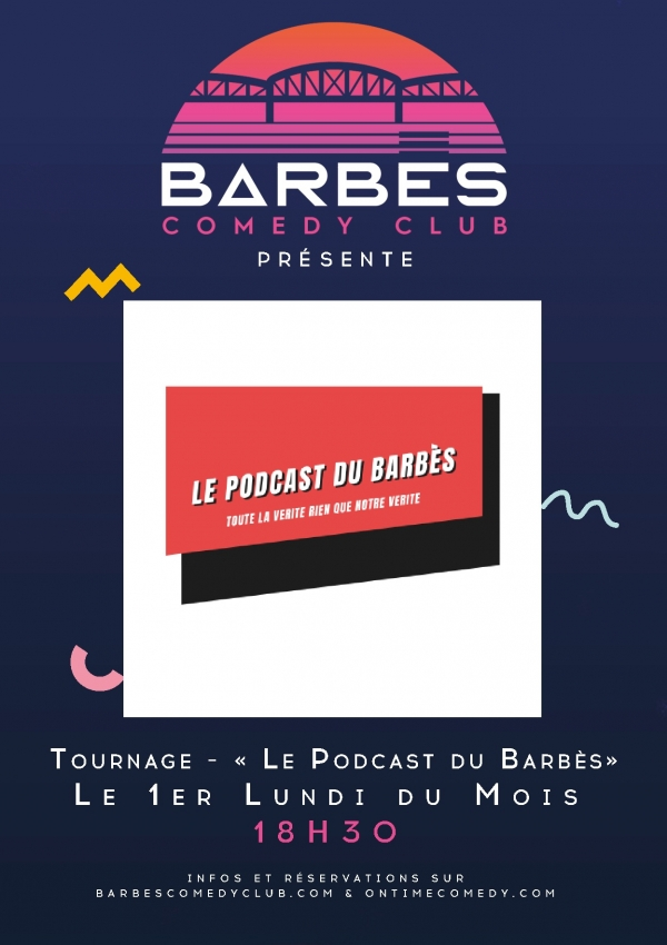 LE PODCAST DU BARBES